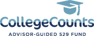CollegeCounts Advisor Sticky Logo